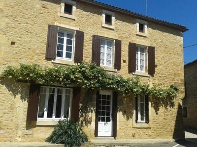 Photo for Gite Saint-Martin-le-Redon, 4 bedrooms, 8 persons