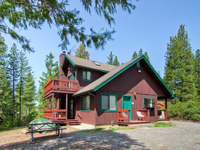 Photo for Nestled in the pines, Yosemite Pines is our most easily accessible lodging, great for seniors and...