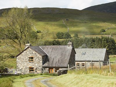 Photo for Ty Nant is set in 9.5 acres of dramatic countryside in Snowdonia National Park
