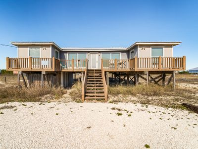 Photo for Sand By Me - Updated 4br/2ba Gulf View Home, Sleeps  10