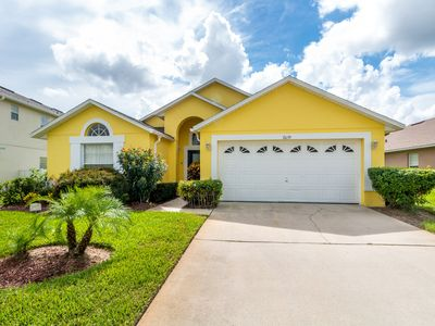 Photo for Luxury vacation home with a pool, just ten minutes from Disney World