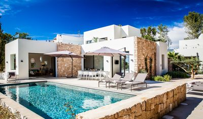"Photo for Villa ""Algarrobos"": Exceptional sea view!"