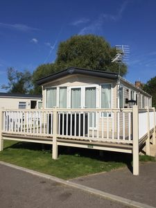 Photo for Luxury caravan to rent at Tattershall Lakes Country Park