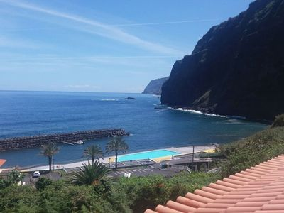 Photo for Lovely Sea View 3-Bed House in Ponta Delgada