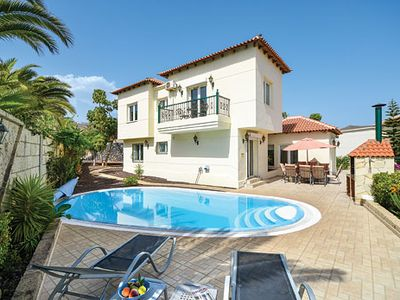 Photo for Spacious family villa w/ private pool, aircon, Wi-Fi and nearby amenities