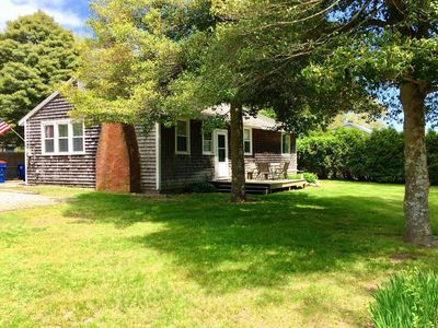 Photo for Cozy 3 Bedroom Bungalow just steps to Private Beach in Buzzard's Bay