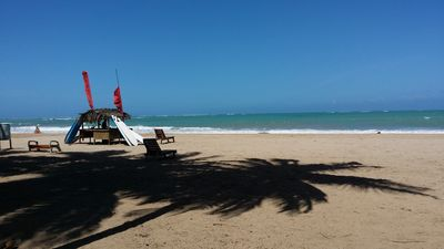 Photo for Beach Cabaña 1bdrm-1bath-3beds-Sleep 4, Park WIFI Pool Mar de Isla Verde Magda