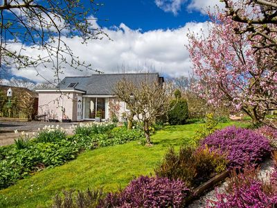 Photo for A delightful detached single storey cottage adjacent to the owners' home in enclosed grounds, just 3