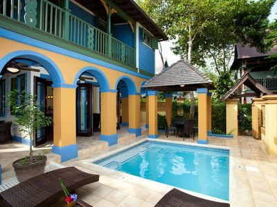 Photo for Three Bedroom-Pool-Boutique Resort-Beach Access-Ginger-Hermosa