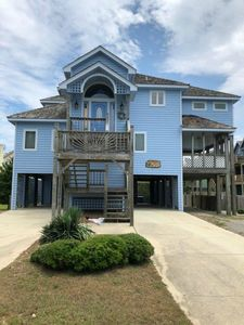 Photo for SP Rate 6-8- 6/21/19, Village of Nags Head, Private Pool,  Ocean views, Hot Tub