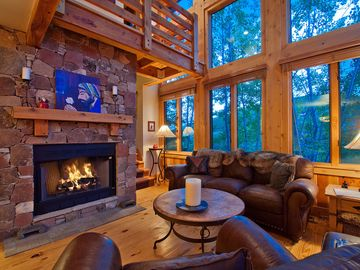 Chalet Montay, Park City, Utah, United States of America