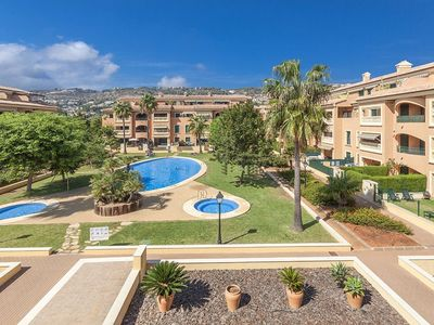 Photo for Beautiful apartment in exclusive area of Jávea