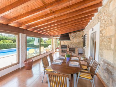 Photo for Beautiful villa for 4 people (+1 on request and for a fee), in Inca (Mallorca),