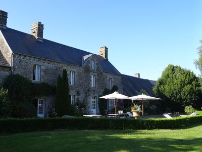 Photo for 7BR House Vacation Rental in Le Mesnil Garnier, Normandie