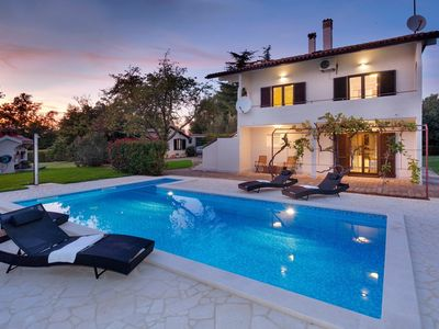Photo for ***Apartment with private pool and large garden