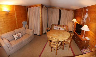 Photo for Val D'isere Centre, Ski To The Door, Wifi, Underground Parking