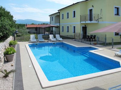 Photo for Apartment Trumic (LBN449) in Labin - 6 persons, 2 bedrooms