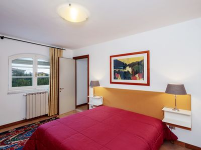 """Photo for Nice """"Maestrale"""" apartment on the ground floor with a shared sea view terrace"""