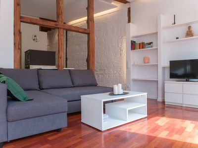 Photo for Modern Loft in the Heart of Madrid