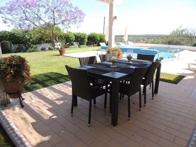 Photo for Secluded 2 bed,  2 bathroom villa with private pool and large secluded garden