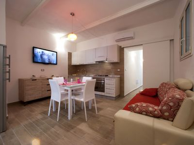Photo for Apartment for 3-4 persons in Trapani's historical center