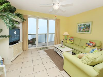 Photo for Seychelles Beach Resort 2003 - 984398: 1  BR, 2  BA Condominium in Panama City Beach, Sleeps 6