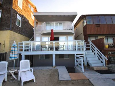 OCEAN FRONT, PERFECT VACATION HOME, FUN AT THE BEACH