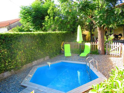 Photo for Cozy house with pool