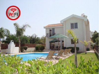 Photo for Luxury detached villa with private pool & terrace & sea views free SkyTV & Wifi