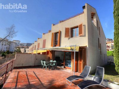 Photo for Very large corner house with communal area in S'Agaró 50 meters from the sea