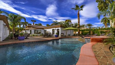 Photo for Mini Presidential Estate at Rancho Mirage, Paradise for up to 12 Guest from $874