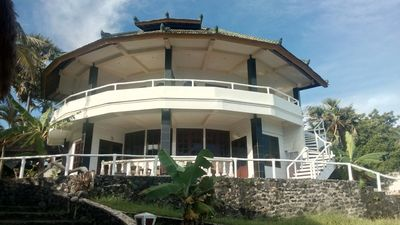 Photo for Cliff House on Bali is Unique, above the ocean, the sound of the waves – Unit  2