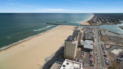 Photo for Oceanfront Condo in High Rise in the Heart of the Resort Area