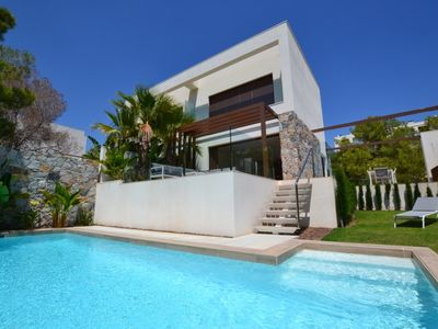 Photo for *Brand New 2019 Listing - 4 Bedroom Luxury Villa with Private Pool, Alicante*
