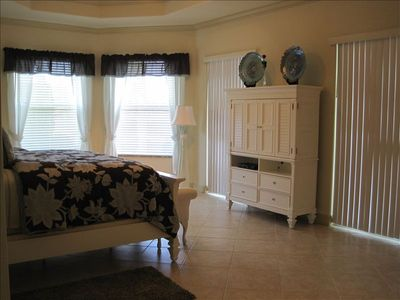 Photo for Naples golf course property,Lely.3 Bedroom, 3 Bathroom Home with Pool.