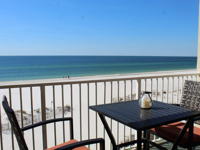 Photo for 21 years and up! This Clearwater Condo is the perfect one bedroom beachfront Spring Break condo!