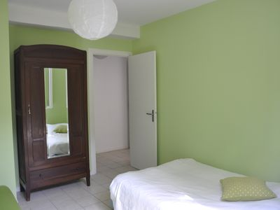 Photo for Renovated apartment T3 (with garden, internet and parking) near the beach