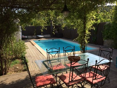 Photo for Villa with pool in quiet