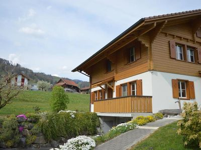 Photo for Holiday apartment Giswil for 2 - 4 persons with 1 bedroom - Holiday apartment in a farmhouse
