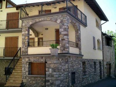Photo for 1BR Apartment Vacation Rental in Ossimo Superiore