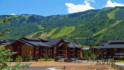 Photo for Enjoy your cozy suite at Steamboat Springs!