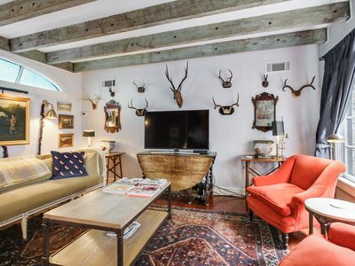 Photo for Carriage House in Historic District w/ Courtyard - Walk to Forsyth Park
