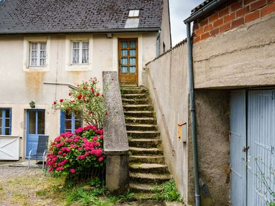 Photo for Typical French village house in the Morvan National Park (Burgundy)