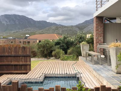 Photo for Just 1 hr from Cape Town: charming house with views to Cape of Good Hope