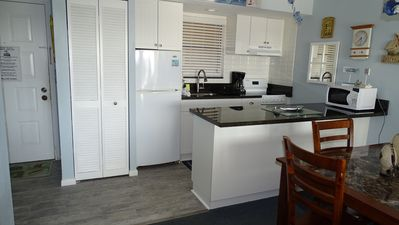 Photo for Sail Away in this Nautical Theme Condo close to Island Activities-Bright and cheerful decor