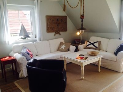 Photo for Apartment 2 rooms OG - country house Sylter Hahn