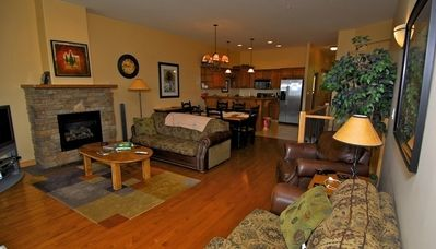 Photo for Kimberley Sullivan Stone Lodge 3 Bed Mountainside Townhouse