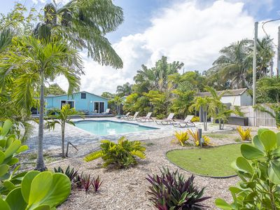Photo for Wilton Manors Oasis 3/2 HEATED Salt H2O Pool - JULY STEAL from $149/night !!!