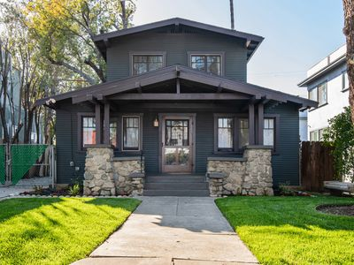 Photo for Charmingly Restored Craftsman in East Hollywood