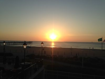 Photo for Va Beach  May 11-18   Lg  2 BR 2 Bath condo   Direct waterfront